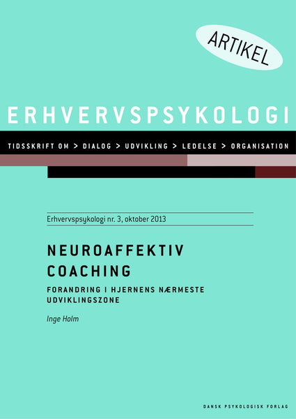 Neuroaffektiv coaching