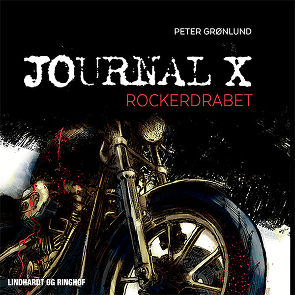 Journal X - Rockerdrabet