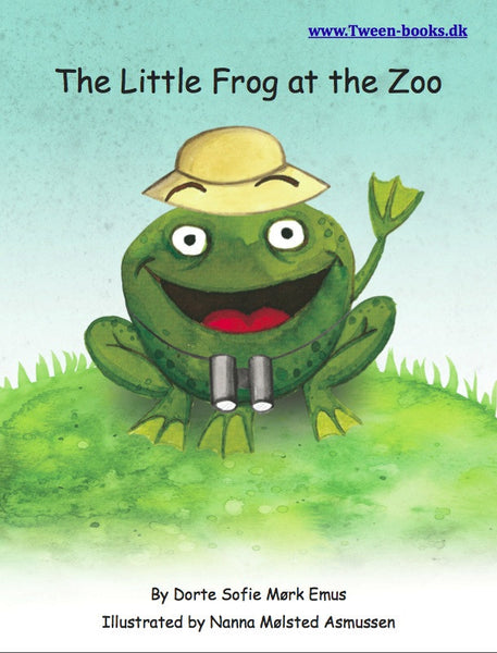 The Little Frog at the Zoo