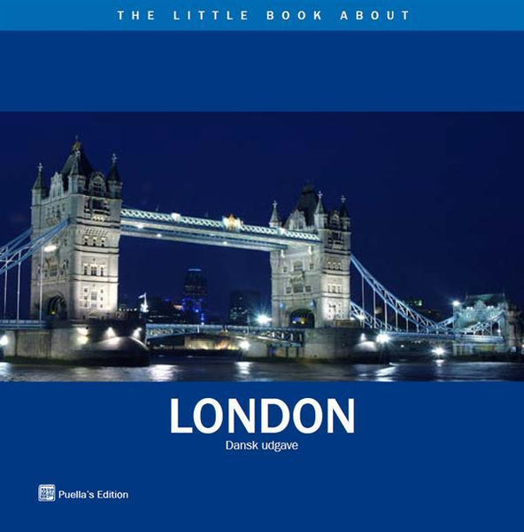 The little book about London - dansk udgave