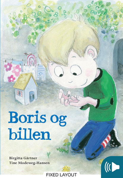 Boris og billen