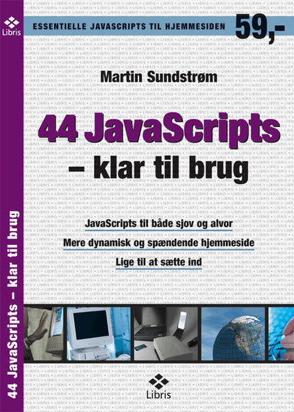 44 JavaScripts - klar til brug
