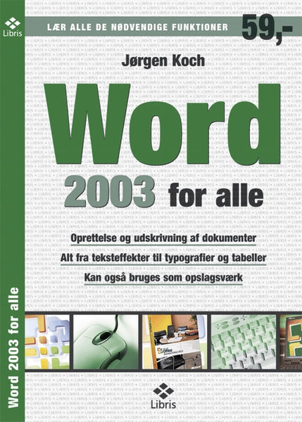 Word 2003 for alle