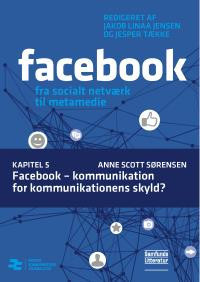 Facebook kommunikation for kommunikationens skyld?