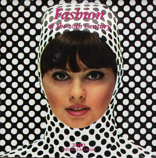 WALL CALENDAR 2010 FASHION OF THE 20TH CENT. (30X30)