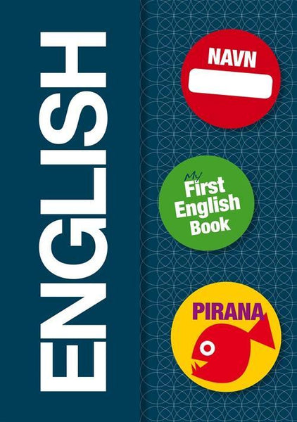 Pirana - My first english book