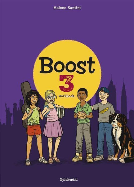 Boost 3, ny udgave