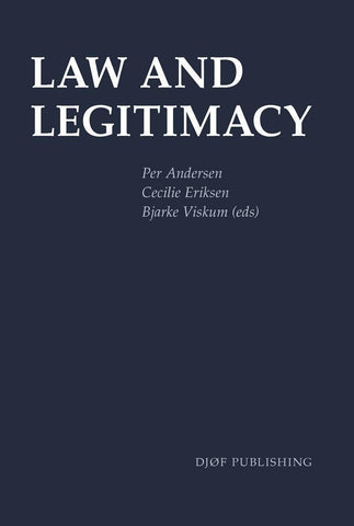 Law and Legitimacy