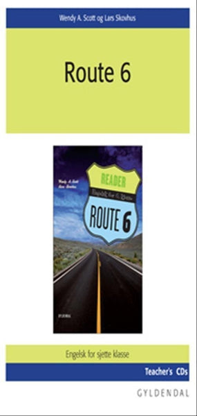 Route 6. Teacher's cd