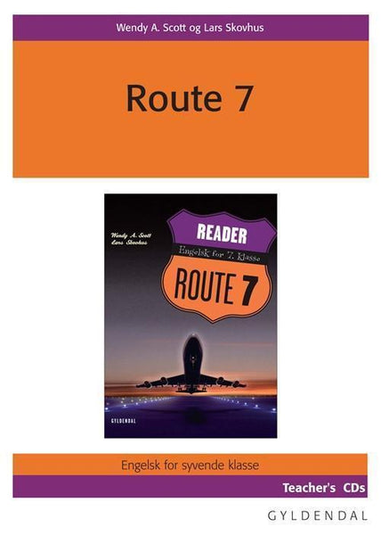 Route 7. Teacher's cd