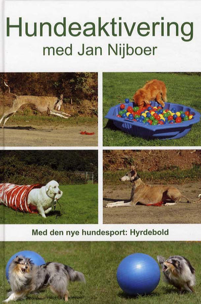 Hundeaktivering med Jan Nijboer