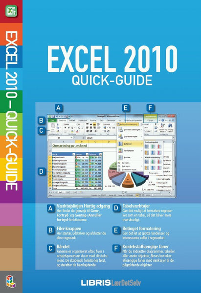 Excel 2010 Quick-guide