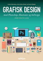 Grafisk design med Photoshop, Illustrator og InDesign