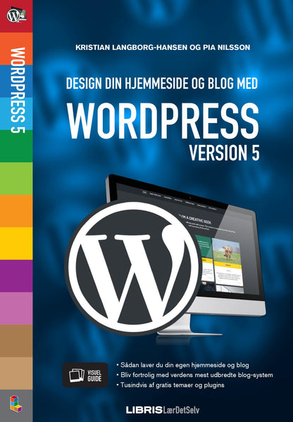 Design din hjemmeside og blog med WordPress 5