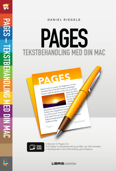 Pages - Tekstbehandling med din Mac