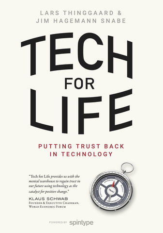 Tech for Life – Putting trust back in technology