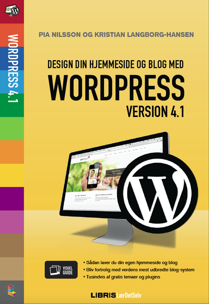 WordPress - design din hjemmeside og blog