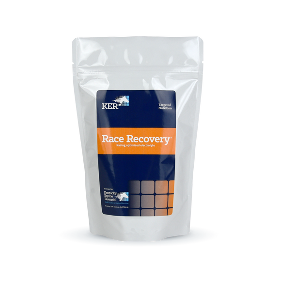 Race Recovery electrolyte for racehorses