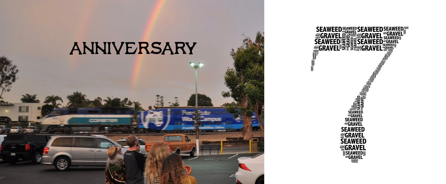 7 Year Anniversary Party was all Rainbows and Unicorns!