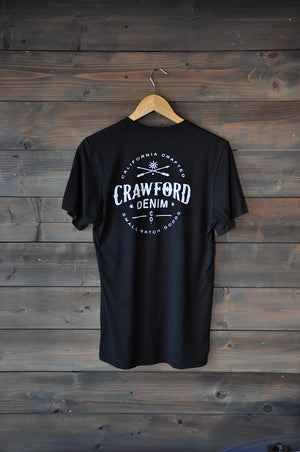 Crawford Old Fashion Tee