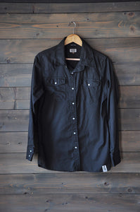 Cash Shirt Western L/S Pearl Snap