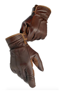 "Riding Gloves Biltwell ""Work Gloves"" Brown"