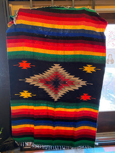 Mexican Blanket Charcoal