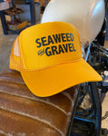 "Cap Trucker ""Leucadia"" Yellow Gold"