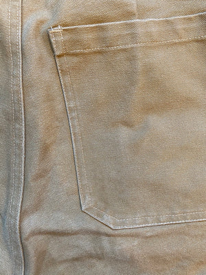 "Canvas Pant ""Malcolm"" Tobacco"