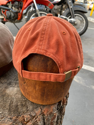 "Cap ""Twill Hills"" Twill Washed Hat by Seaweed and Gravel"