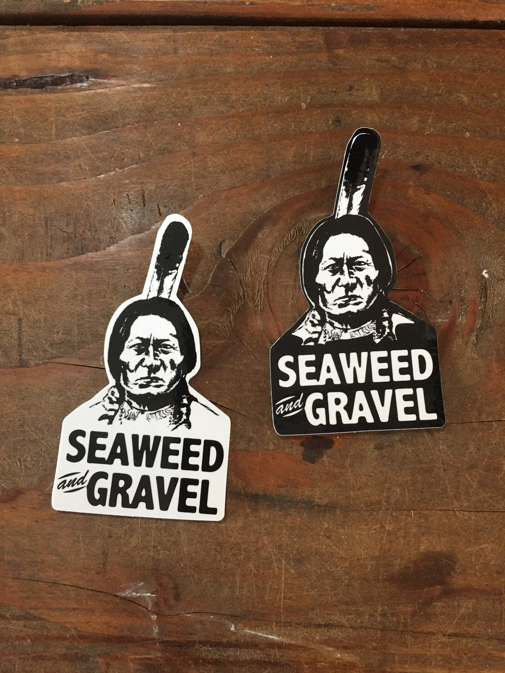 Sticker Shop by Seaweed and Gravel