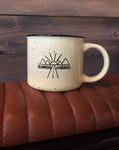 "Mug ""Seaweed and Gravel"" Coffee Mug"