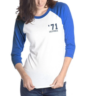 Crawford Denim 71 Raglan Tee