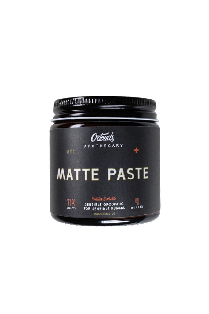 Hair Product O'Douds Matte Paste Pomade