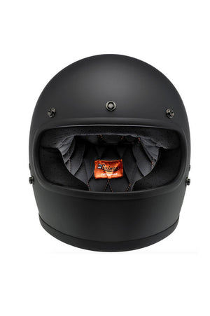 Helmet Full Face Biltwell Flat Black New