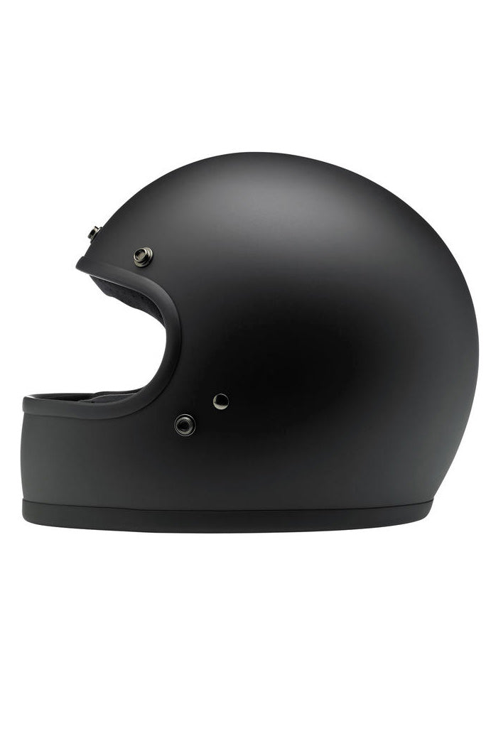 Helmet Gringo Full Face Biltwell Flat Black New