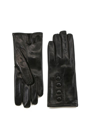 4/B Buttons Cashmere lined Gloves