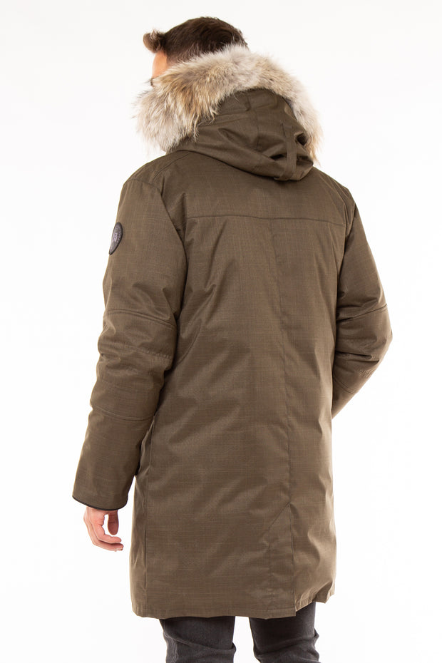 BLACK LABEL NIAGARA PARKA