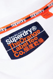 ORANGE LABEL NEON TEE