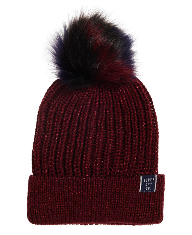 Aries Sparkle Beanie Womens
