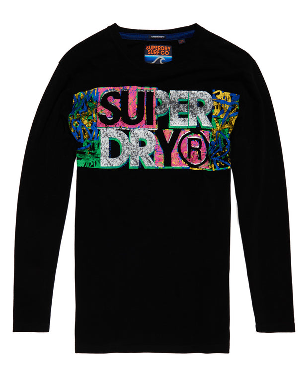 Acid Pacifica Oversize L/S Tee Mens