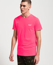 Orange Label Neon Tee Mens