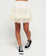 Amanda Lace Skirt Womens