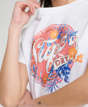 Soda Tropical Entry Tee Womens