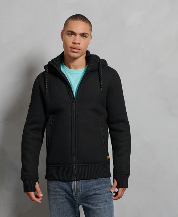 Expedition Zip Thru Mens