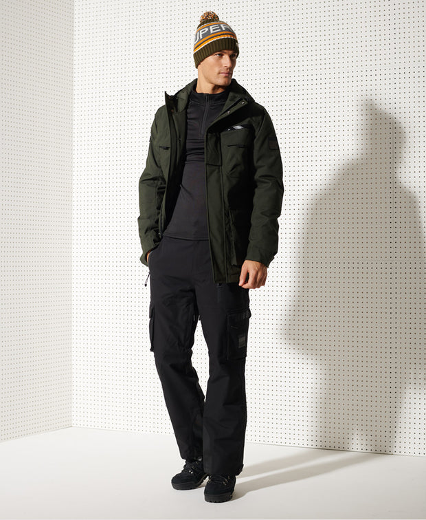 Snow Half Zip Mid Layer Mens