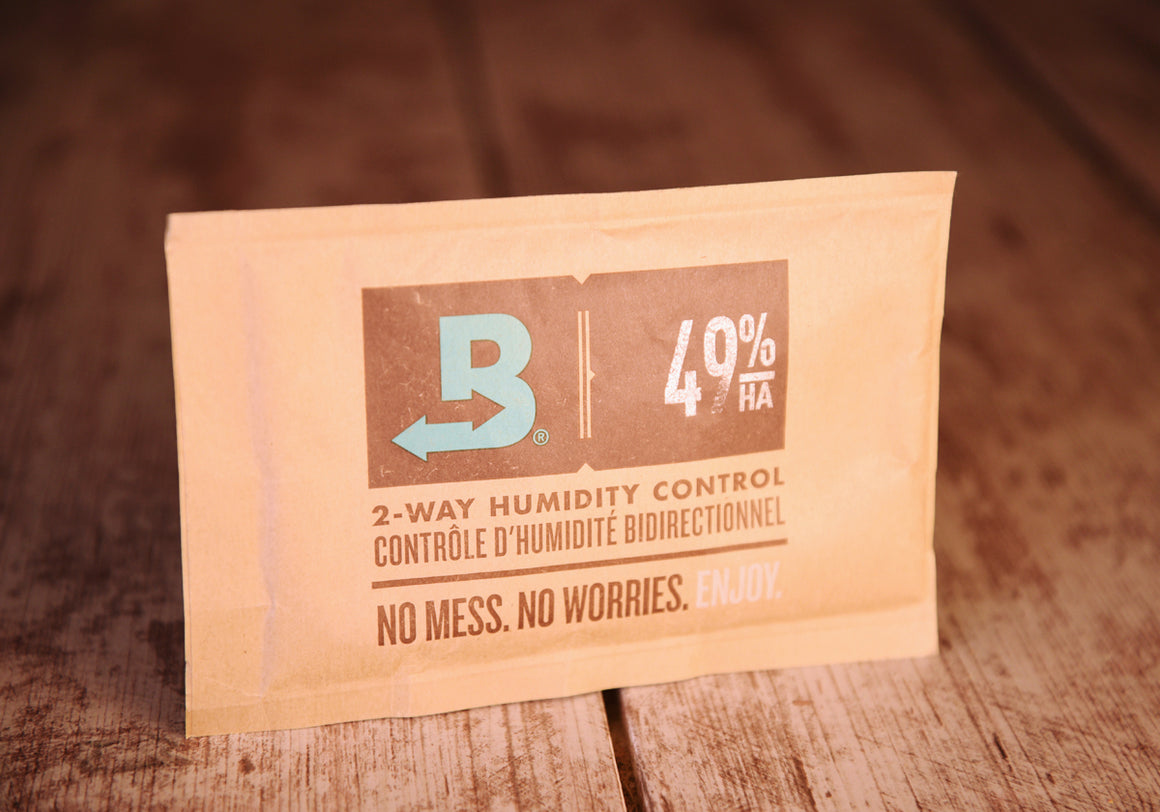Boveda 49% High Absorption (HA) Packet