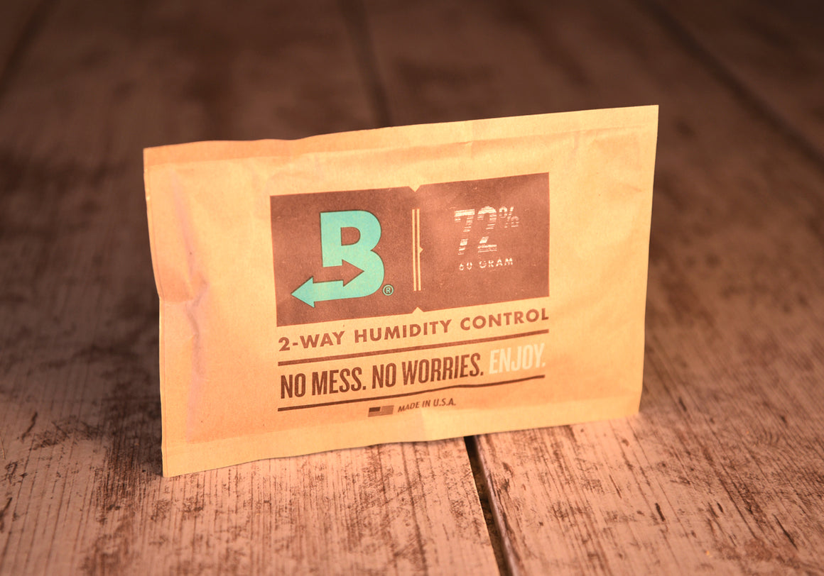 Boveda 72% Seasoning Packet