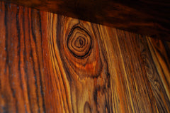 Cocobolo Rectangle Wall ClimaStand