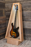 Flamed Maple ClimaStand | Bass Guitar | Triangle